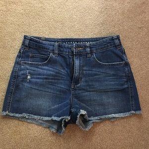 LC cut off shorts